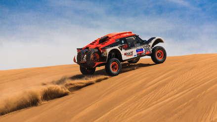 ¿Cuánta energía necesitan los vehículos para terminar el Dakar?