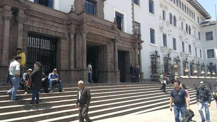 Trabajador del Poder Judicial Cusco encontró más de 8 mil soles en su escritorio y los devolvió a su dueña