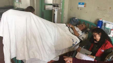 Arequipa | Padre acusa a su hijo de golpearlo por herencia de casa