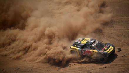 Dakar 2019: así les fue a los peruanos en la cuarta etapa del Rally