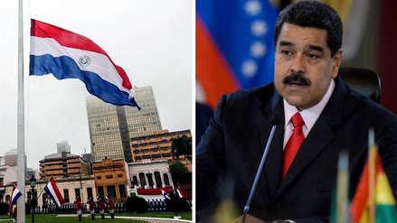Paraguay rompe relaciones con Venezuela tras nueva posesión de Nicolás Maduro