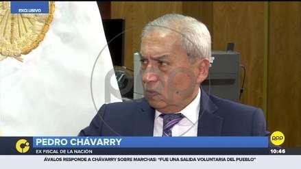 Pedro Chávarry: