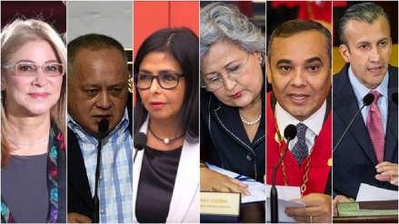 Estas son todas las personas allegadas al gobierno de Maduro prohibidas de ingresar a Perú