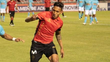 Christofer Gonzales es nuevo jugador de Sporting Cristal