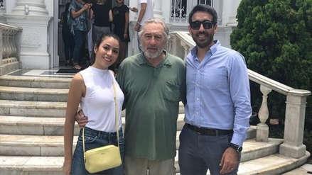 Robert de Niro visitó el Museo Pedro de Osma en Barranco [FOTOS y VIDEO]
