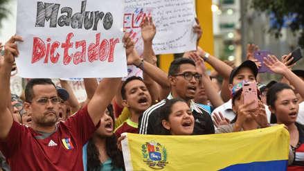 El Gobierno evalúa romper relaciones con Venezuela tras la investidura de Nicolás Maduro