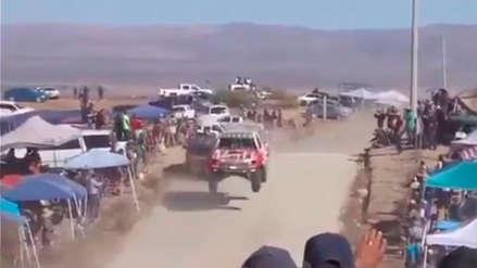 Dakar 2019 | Desmienten video sobre la supuesta imprudencia de un conductor peruano
