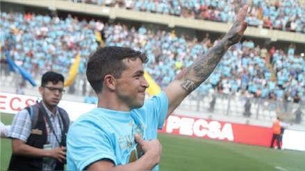 Sporting Cristal | Gabriel Costa y sus palabras de despedida antes de sumarse a Colo Colo