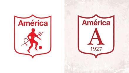 América de Cali | Polémica porque el club sacó el tradicional diablo de su escudo