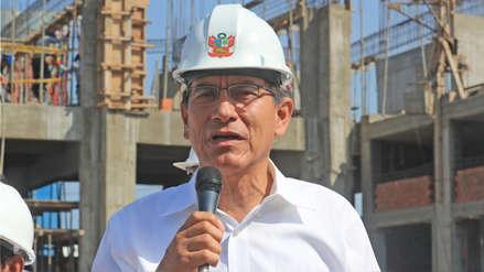 Vizcarra resaltó prioridad del Gobierno para llevar agua potable a todo el país