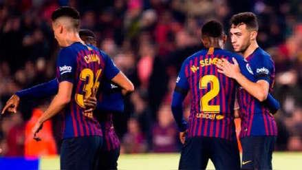 Barcelona anunció la venta de este jugador a un competidor suyo en la liga española