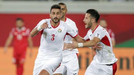 Jordania es el primer equipo clasificado a octavos de final de la Copa Asiática 2019
