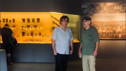Robert De Niro en Lima: Director del Museo Pedro de Osma relató cómo fue la visita del actor