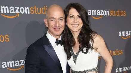 Jeff y MacKenzie Bezos: Cuánto costará el divorcio de la pareja más rica del mundo