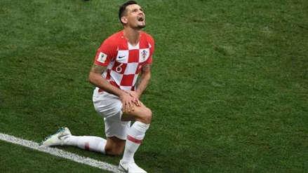 Dejan Lovren fue sancionado por la UEFA a raíz de una burla contra Sergio Ramos