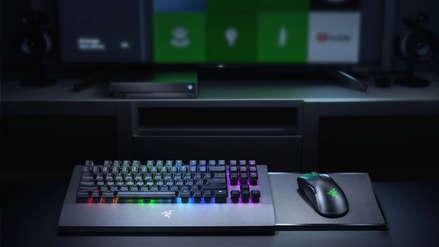 CES 2019 | Razer presenta un teclado mecánico y ratón especializados en Xbox One