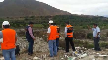 Unas 200 familias en riesgo ante un eventual desborde de río en Trujillo