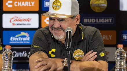 A recuperarse: Diego Maradona fue operado por sangrado estomacal