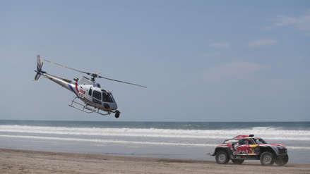 Se toman un respiro: el Dakar descansa en Arequipa antes de afrontar sus etapas más decisivas