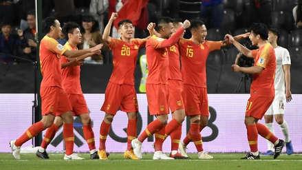 China y Corea del Sur clasificaron a octavos de final de la Copa Asiática 2019