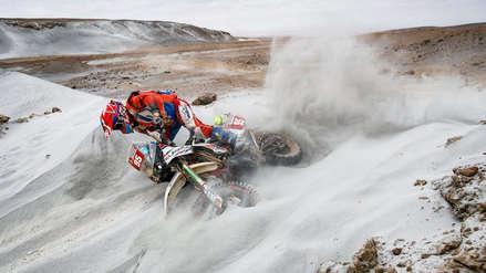 Otro piloto peruano abandonó el Dakar 2019 en la quinta etapa