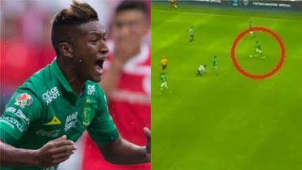 La gran jugada de Pedro Aquino que terminó en gol de León en la Liga MX