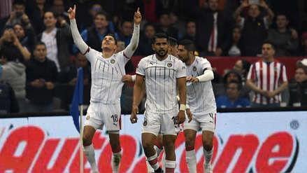 Cruz Azul cayó 1-0 ante Chivas por la fecha 2 del Clausura 2019 de la Liga MX