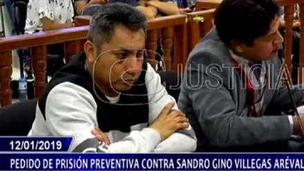Ordenan 9 meses de prisión preventiva para hombre que asesinó a su expareja en el Callao
