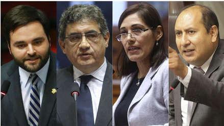 Reacciones en el Congreso tras el impedimento de salida del país a Pedro Chávarry
