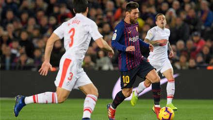 Barcelona | Con récord de Lionel Messi, catalanes golearon al Éibar y siguen liderando LaLiga