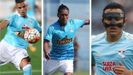 Los jugadores vendidos por Sporting Cristal al exterior en los últimos años