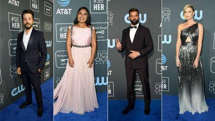 Critics' Choice Awards 2019: Los famosos que se lucieron en la alfombra azul [FOTOS]