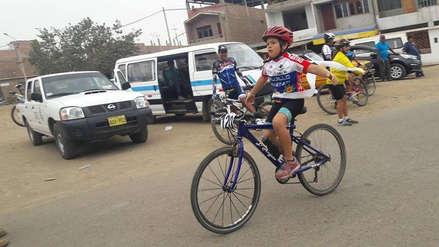 Lance Armstrong envió mensaje a la familia del niño ciclista que murió atropellado en Virú