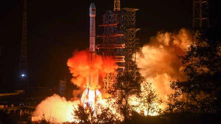 China anuncia sus planes de explorar Marte en 2020