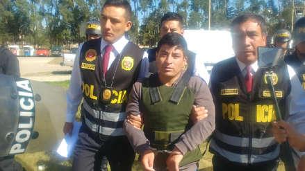 PNP capturó a segundo sicario acusado de matar al alcalde electo de un distrito de Cajamarca