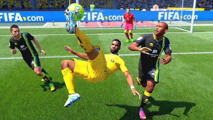 FIFA 19 presenta un recuento de los mejores goles del 2018