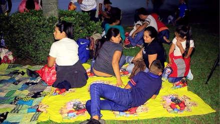 Más de 500 hondureños inician nueva caravana con la idea de llegar a EE.UU.