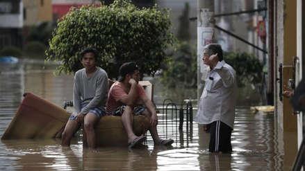 Aniego en San Juan de Lurigancho: Recomendaciones de salud para disminuir riesgo de enfermedades