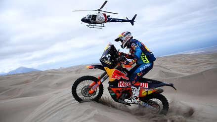 Dakar 2019: así les fue a los peruanos en la etapa siete del Rally