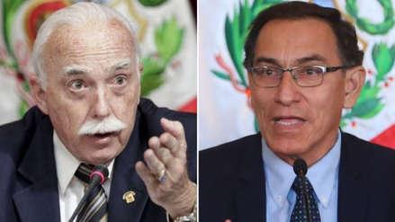 Fuerza Popular evaluará denuncia por contrato de empresa del presidente Vizcarra con Conirsa