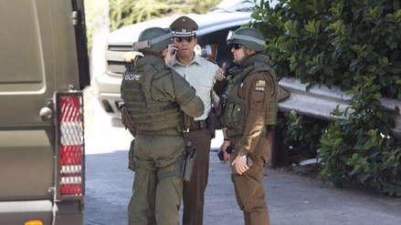 Detienen a peruano acusado de matar de dos puñaladas a chileno