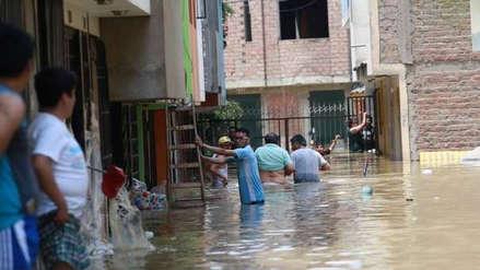 Tifoidea y cólera son las enfermedades a las que se exponen los vecinos afectados por aniego en SJL