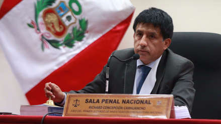 Richard Concepción Carhuancho | ¿Qué juez lo reemplazará en el caso Keiko Fujimori?
