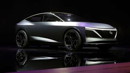 """Nissan presentó su concepto IMs: un auto eléctrico """"sedán deportivo elevado"""""""