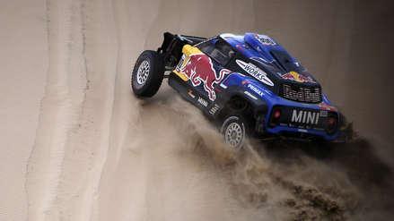 Dakar 2019: así les va a los peruanos en la etapa ocho del Rally