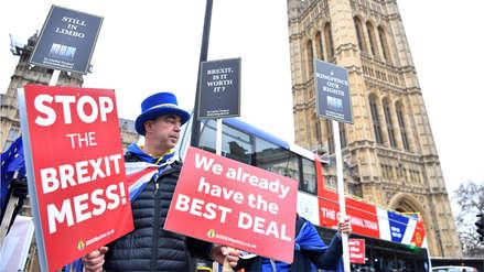 Parlamento británico rechaza el acuerdo de Brexit por aplastante mayoría