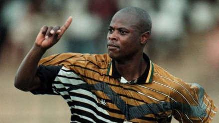 Murió el exmundialista sudafricano Phil Masinga, considerado un héroe en su país