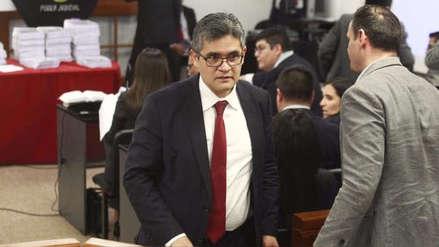 José Pérez sobre recusación contra Concepción Carhuancho: