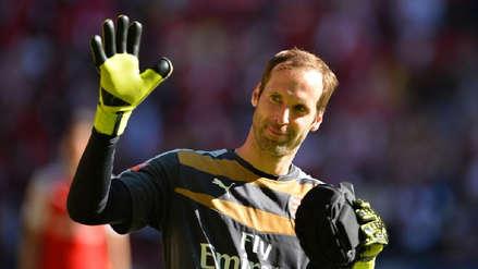 Petr Cech anunció que se retirará al término de la temporada
