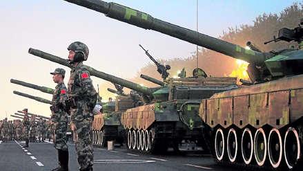 Reunificar a Taiwán es la primera prioridad del Ejército chino, según informe de EE.UU.